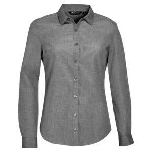 Рубашка Barnet Women серый меланж