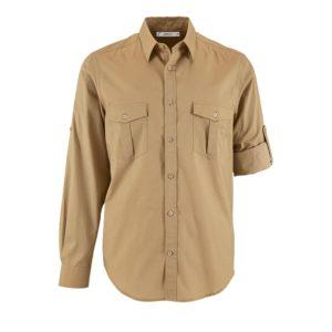 Рубашка мужская Burma Men, бежевая