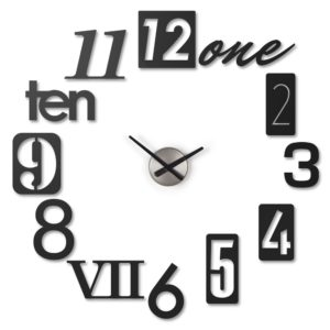 Часы настенные Numbra