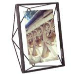 Фоторамка Prisma, большая, хром