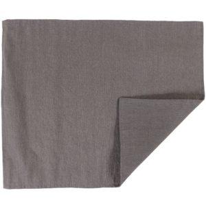 Сервировочная салфетка Essential с пропиткой, темно-серая