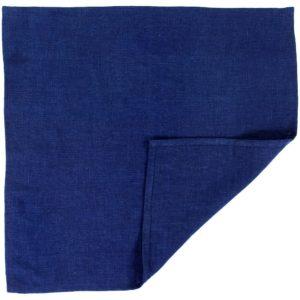 Сервировочная салфетка Essential, односторонняя, темно-синяя