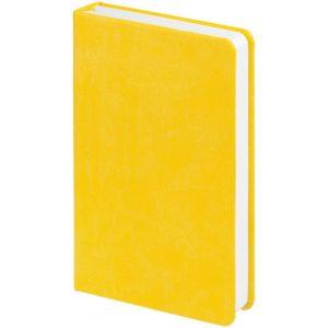 Блокнот Freenote Wide, желтый