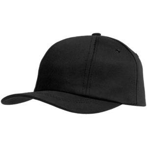 Бейсболка Bizbolka Capture, черная