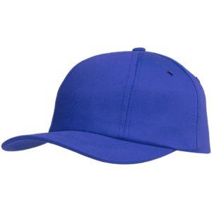 Бейсболка Bizbolka Capture, ярко-синяя