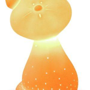 Светильник керамический «Кот»