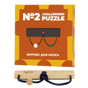 Головоломка Challenging Puzzle Wood, модель 2