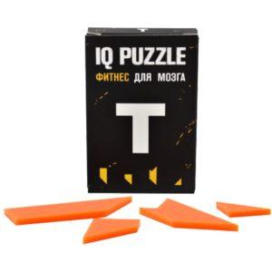 Головоломка IQ Puzzle Letter Т