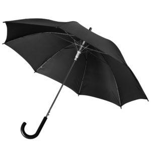 Зонт-трость Unit Promo, черный