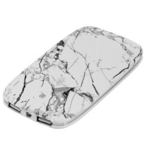 Внешний аккумулятор Marble 4000 мАч, белый