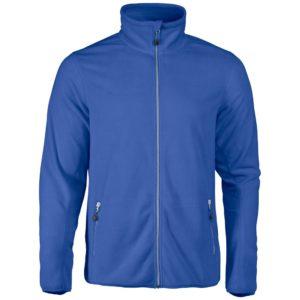 Куртка флисовая мужская Twohand синяя