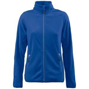 Куртка флисовая женская Twohand синяя