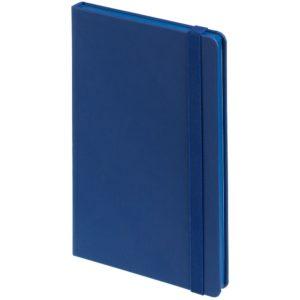 Блокнот Shall, синий