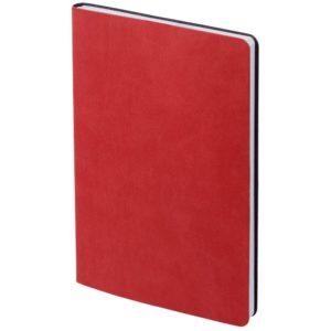 Ежедневник Flex New Brand, недатированный, красный