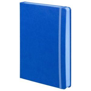 Ежедневник Factor, недатированный, голубой