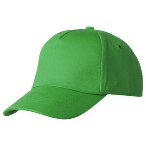 Бейсболка Bizbolka Convention, ярко-зеленая