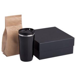 Набор Grain: термостакан и кофе, крафт