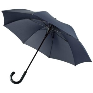 Зонт-трость Alessio, темно-синий
