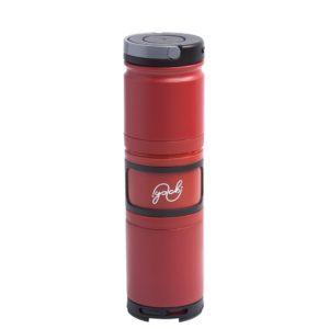 Термостакан Golchi 2 в 1, красный