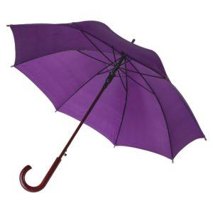 Зонт-трость Unit Standard, фиолетовый