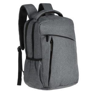 Рюкзак для ноутбука The First, серый