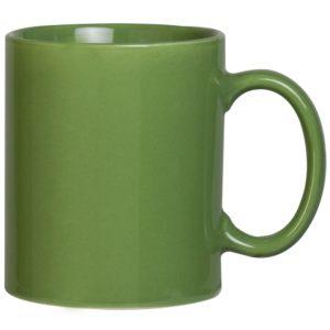Кружка Promo, зеленая