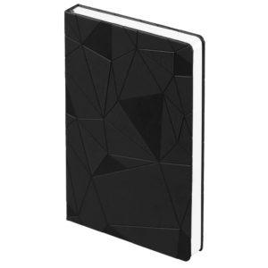 Ежедневник Gems, недатированный, черный