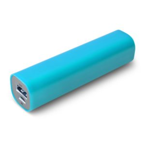 Внешний аккумулятор Easy Shape 2000 мАч, бирюзовый