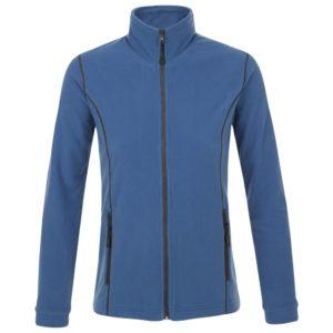 Куртка женская Nova Women 200, синяя с серым