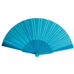 Складной веер «Фан-фан», ярко-синий