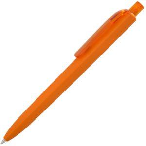 Ручка шариковая Prodir DS8 PRR-Т Soft Touch, оранжевая