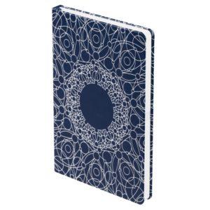 Блокнот «Раскраска», синий