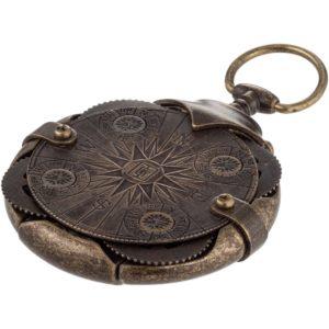 Флешка «Криптекс»® Compass Lock, 16 Гб