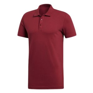 Рубашка поло Essentials Base, красная