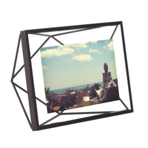 Фоторамка Prisma, малая, черная