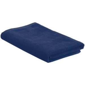 Пляжное полотенце в сумке SoaKing, синее