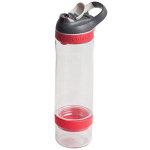 Бутылка для воды Cortland Infuser, красная