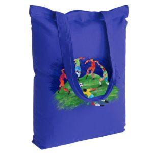 Холщовая сумка «Футбол via Матисс»