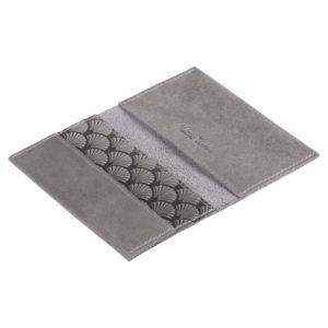 Футляр для визиток Letizia, серый
