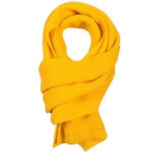 Шарф Amuse, желтый