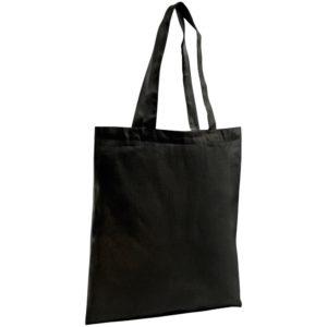 Сумка для покупок Organic Zen, черная