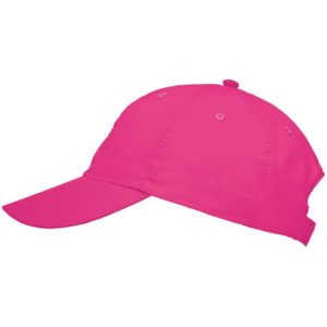 Бейсболка Meteor неоново-розовая