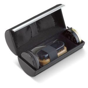 Набор для чистки обуви Giorgio, черный