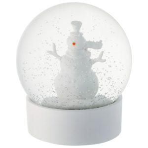 Снежный шар Wonderland Snowman