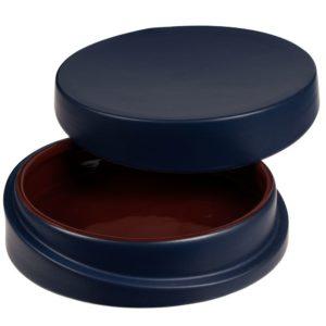Шкатулка Form Fluid, бордовая