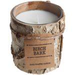Свеча Birch Bark, средняя